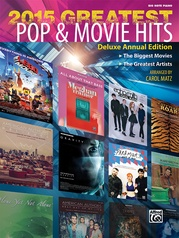 2015 Greatest Pop & Movie Hits