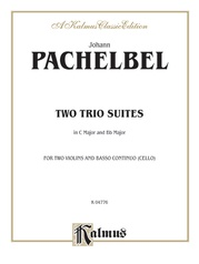 Two Trio Suites (C Major, B-flat Major)