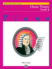 Alfred's Basic Piano Library: Classic Themes Book 4