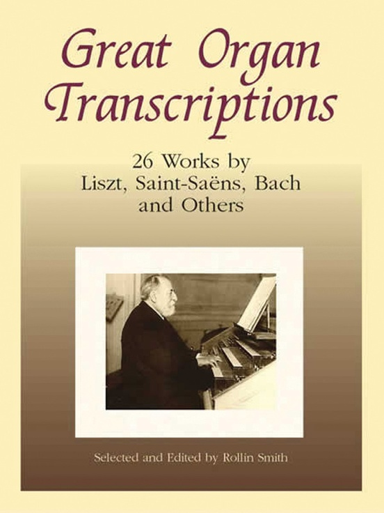 Great Organ Transcriptions