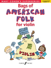 Bags of American Folk for Violin