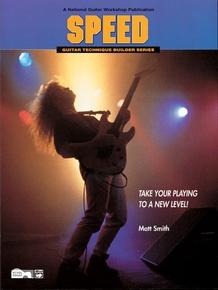 Guitar Technique Builders Series: Speed