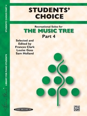 The Music Tree: Students' Choice, Part 4