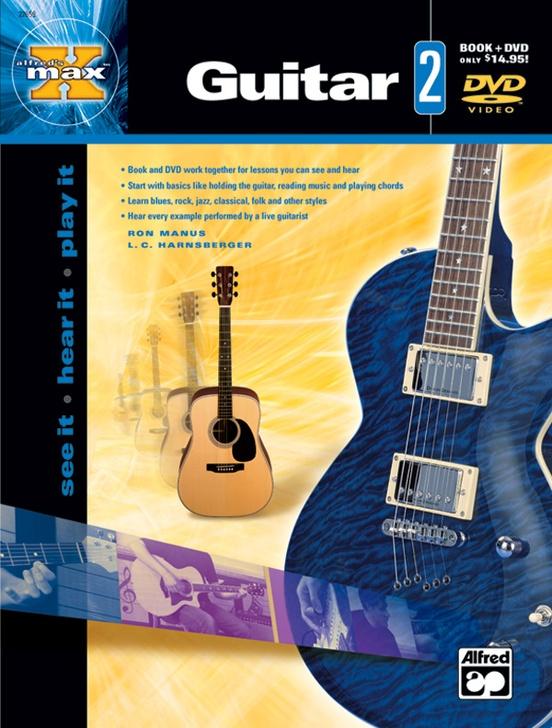 Alfred's MAX™ Guitar 2