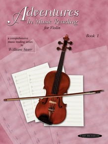 Adventures in Music Reading for Violin