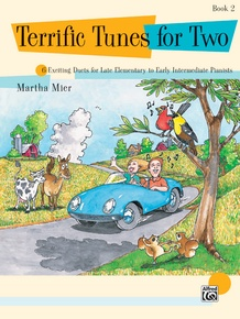 Terrific Tunes for Two, Book 2