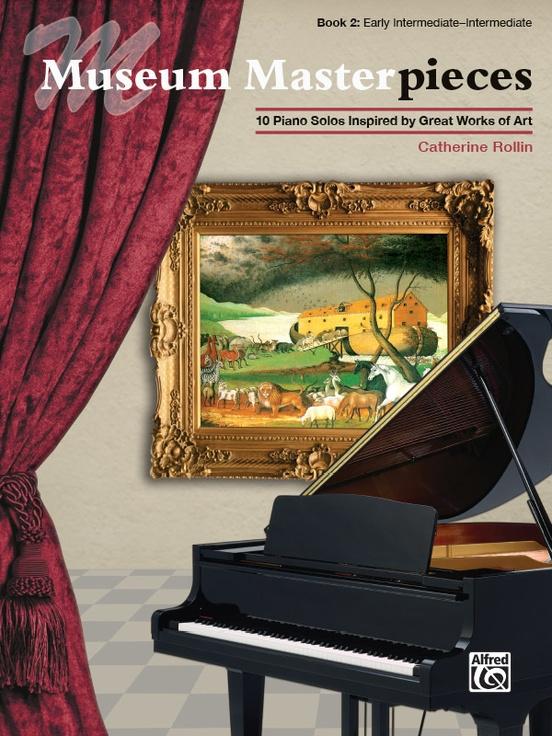 Museum Masterpieces, Book 2