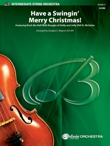 Have a Swingin' Merry Christmas