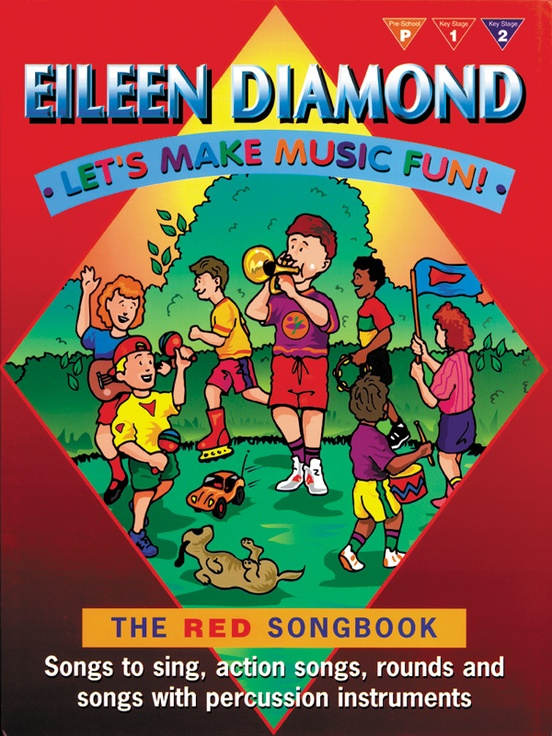 Let's Make Music Fun!, Red Book