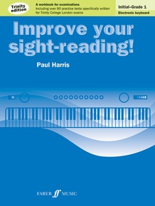 Improve Your Sight-Reading! Electronic Keyboard, Grade 0-1