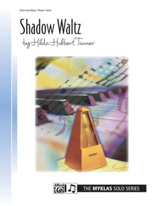 Shadow Waltz (for left hand alone)