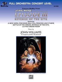 <I>Star Wars®:</I> Episode III <I>Revenge of the Sith,</I> Concert Suite from