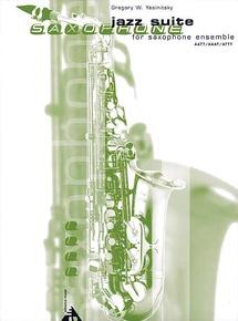 Jazz Suite for Saxophone Ensemble