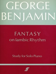 Fantasy on Iambic Rhythm
