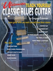 Ultimate Teach Yourself Classic Blues Guitar