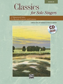 Classics for Solo Singers