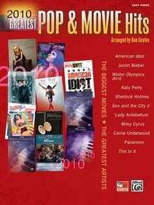 2010 Greatest Pop & Movie Hits