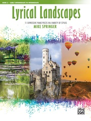 Lyrical Landscapes, Book 2