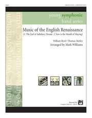 Music of the English Renaissance