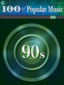 100 Years of Popular Music: 90s