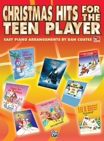 Christmas Hits for the Teen Player