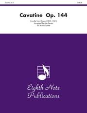 Cavatine, Opus 144