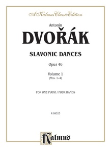 Slavonic Dances, Opus 46, Volume I