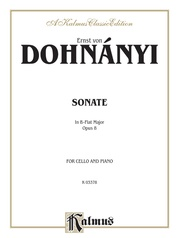 Sonata in B-flat Major, Opus 8