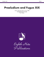 Praeludium and Fugue XIX