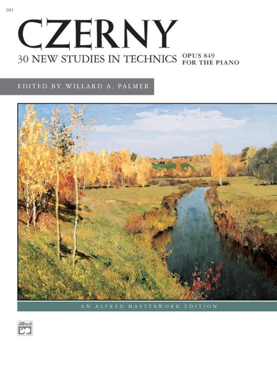 Czerny: 30 New Studies in Technique, Opus 849