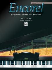 Encore!, Book 3