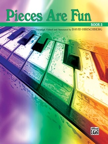 Pieces Are Fun, Book 3