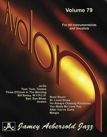 Jamey Aebersold Jazz, Volume 79: Avalon