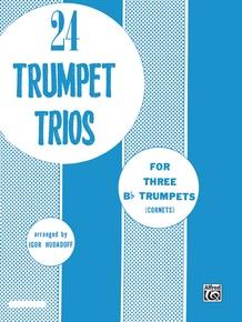24 Trumpet Trios