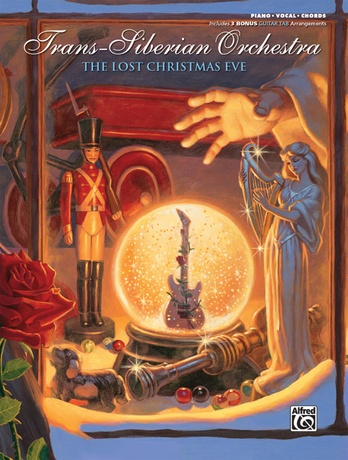 What Child is This: Trans-Siberian Orchestra | Piano/Vocal/Chords ...