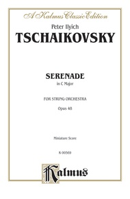 Serenade for String Orchestra, Opus 48