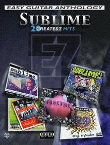 Sublime: Easy Guitar Anthology