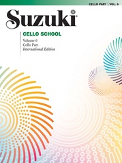 Suzuki Cello School, Volume 6