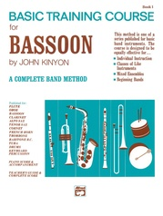 John Kinyon's Basic Training Course, Book 1