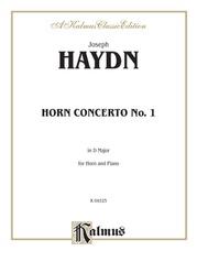 Horn Concerto No. 1 in D Major