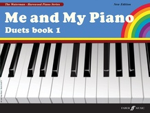 Me and My Piano Duets, Book 1 (Revised)