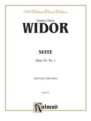 Suite, Opus 34, No. 1