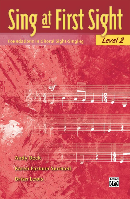 Sing at first sight level 2 choral textbook sing at first sight level 2 fandeluxe Image collections