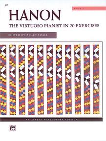 Hanon: The Virtuoso Pianist in 20 Exercises, Book 1