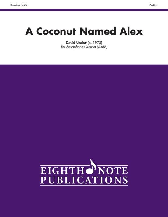 A Coconut Named Alex