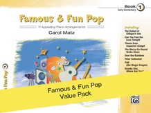 Famous & Fun Pop 1-5 (Value Pack)