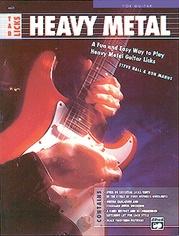 TAB Licks: Heavy Metal