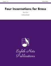 Four Incarnations for Brass