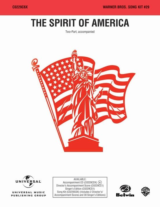 The Spirit of America: Song Kit #29