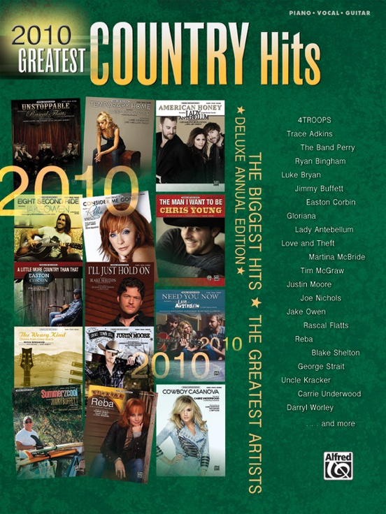 2010 Greatest Country Hits